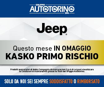 Offerta Autotorino Jeep
