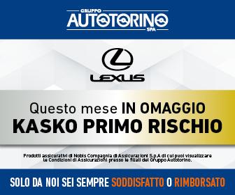 Offerta Autotorino Lexus