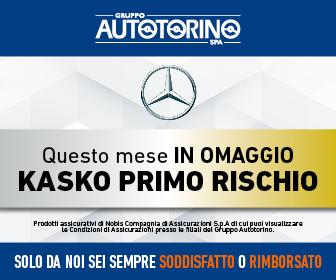 Offerta Autotorino Mercedes