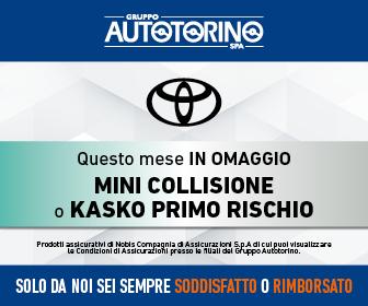 Offerta Autotorino Toyota