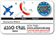 Tessera Aeronautica - Asso Cral