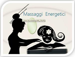 Massaggi Olistici Energetici
