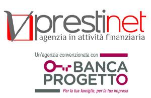 PRESTINET SRL Agenzia di BANCA PROGETTO Spa