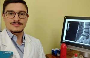 MEDICO FISIATRA- ECOGRAFISTA - DR. RICCARDO DE ROSA
