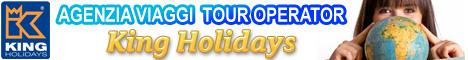 KING HOLIDAYS  - Ag. Viaggi e Tour Operator