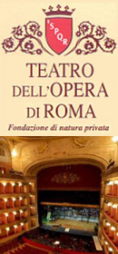 FONDAZIONE TEATRO DELL'OPERA DI ROMA - TEATRO NAZIONALE