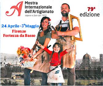 Mostra Internazionale dell�Artigianato n.79 - Firenze - Fortezza da Basso
