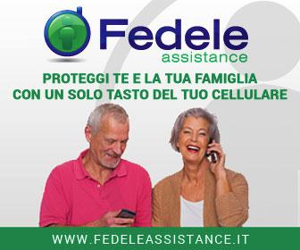 Fedele Assistance - Tele-assistenza a donne, anziani e famiglie in tutta Italia