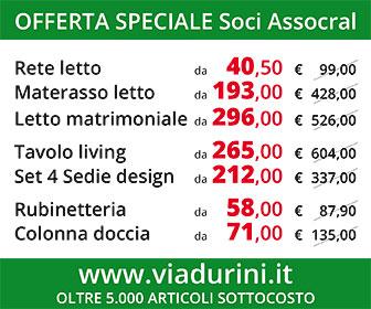Il meglio dell'arredamento design e moderno Made in Italy!