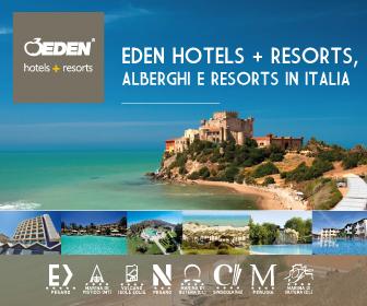 La catena alberghiera Eden propone strutture pensate per ogni esigenza