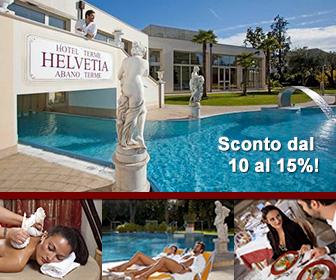 Un elegante albergo 4 stelle situato nel cuore di Abano Terme