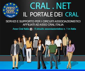 Consulta i nuovi servizi offerti dal portale Cral.net