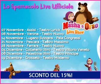 Da Ottobre nei migliori Teatri Italiani - Date in aggiornamento