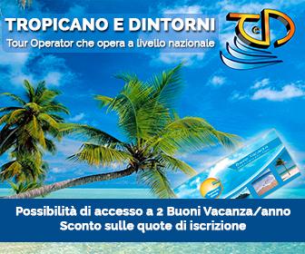 Programma la tua Vacanza di 3/4/7 notti in oltre 150 locations in tutta Italia