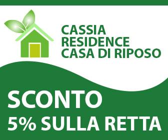 Casa di Riposo Cassia Residence RM