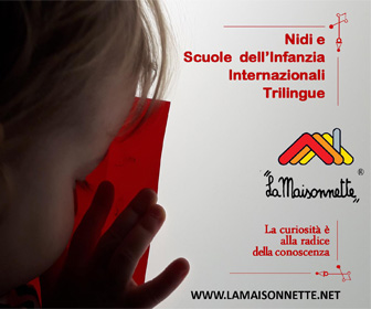 Dal 1980 Nidi e Scuole dell'Infanzia Internazionali Trilingue a misura di bambino
