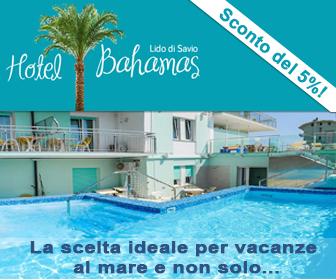 Via Cesena, 8 - Ravenna - 0544949190 - info@hotelbahamas.it