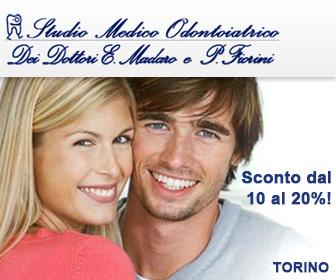 Tel: 0110864572 - Email: studiomedicomadarofiorini@gmail.com