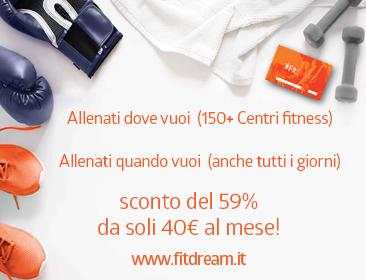 La più ampia offerta di attività sportive e ricreative in tutta Italia