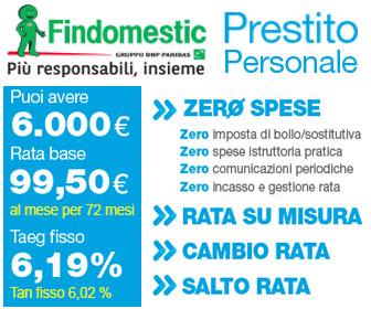 FINDOMESTIC - codice 9156159