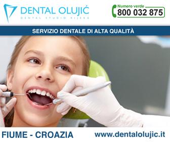 Sconto del 25%! - Email: info@dentalolujic.com