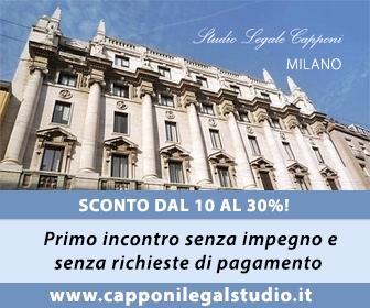 Tel: 0276009403 - Email: cappleg@tin.it PEC: marioclaudio.capponi@milano.pecavvocati.it