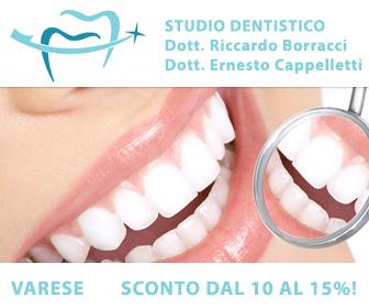 Tel:0331995810 - Email: studiodentisticosa@libero.it