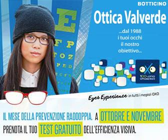Tel: 0302190266 - Email: otticavalverde@libero.it