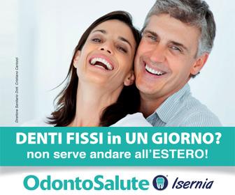 Tel: 0865290434 - Email: isernia.direzione@odontosalute.it