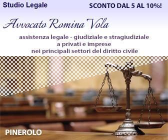 Tel: 0121.033802 - Email: romina.vola@studiolegalevola.it