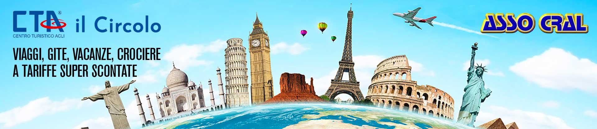 CTA Il Circolo - Viaggi e Vacanza