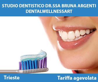 Tel: 040 36 63 43 - email: dr.ssa.argenti.dentalwellnessart@gmail.com
