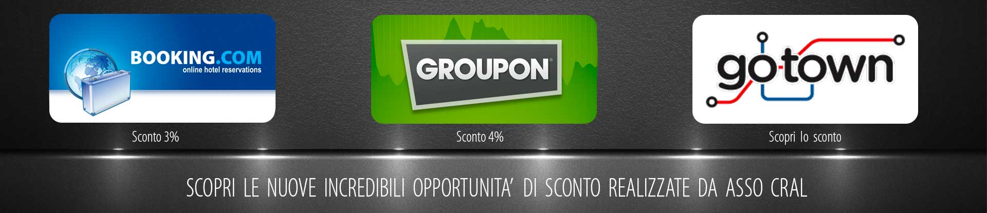 Booking Groupon Gotown
