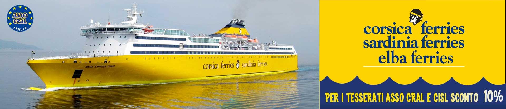SARDINIA CORSICA ELBA Ferries