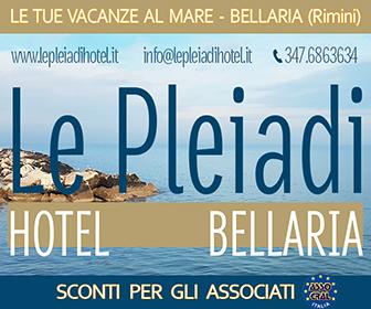 Hotel Le Pleiadi - Bellaria