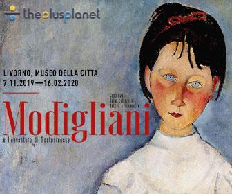 Livorno Celebra Modigliani