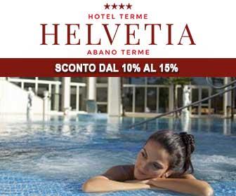 Hotel terme Helvetia **** Abano Terme