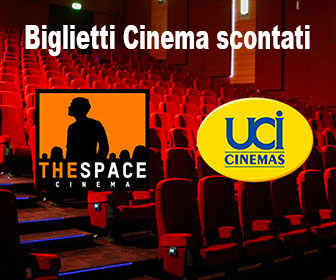 UCI Cinema e The Space Cinema