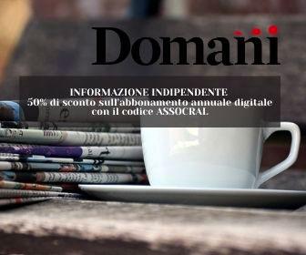 Quotidiano Digitale - Abbonamento scontato al 50%