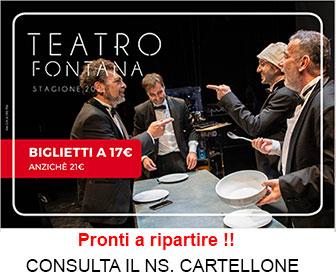 Teatro FONTANA - MILANO