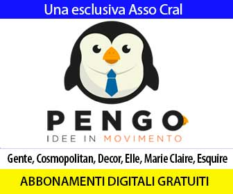 Pengo - Attiva il tuo abbonamento digitale gratis