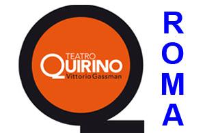 TEATRO QUIRINO VITTORIO GASSMAN