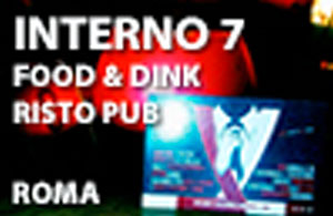 INTERNO 7 – FOOD & DRINK