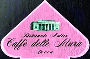 RISTORANTE ANTICO CAFFÈ DELLE MURA LUCCA