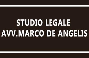 STUDIO LEGALE AVV. MARCO DE ANGELIS