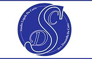 STUDIO LEGALE DELL�AVV. DONATELLA DE CARIA