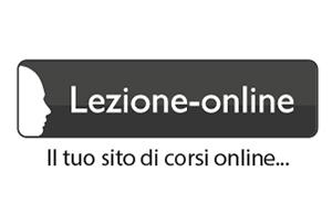 LEZIONE-ONLINE…IL TUO SITO DI CORSI ON LINE!
