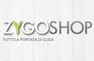 ZYGOSHOP  - TUTTO A PORTATA DI CLICK