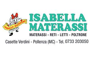 ISABELLA MATERASSI - RETI - LETTI - POLTRONE