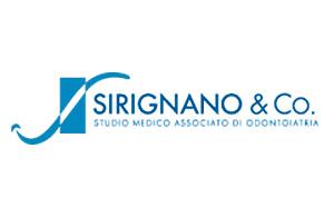 <div>SIRIGNANO&Co.</div><div>Studio Medico Associato di Odontoiatria</div>